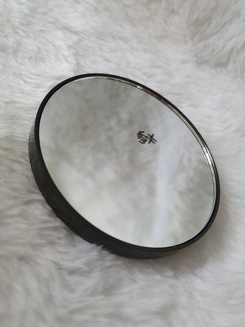 Espelho Aumento 5X com Ventosa Pequeno