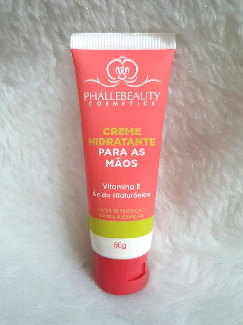 Creme Hidratante para as Mãos Phálle Beauty