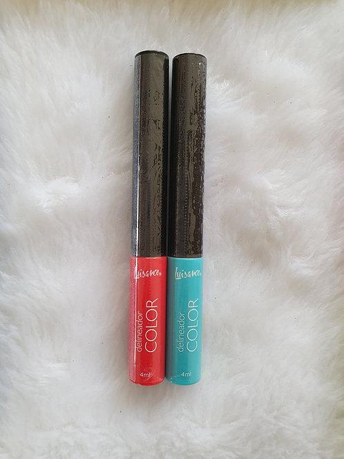 2 Delineadores Color Luisance