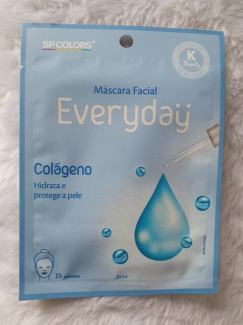 Máscara Facial Everyday Colágeno SP Colors