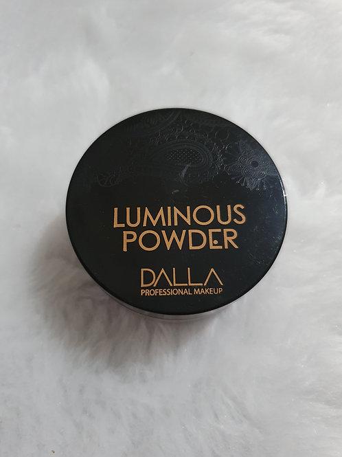 Iluminador Powder Vegano Dalla Makeup