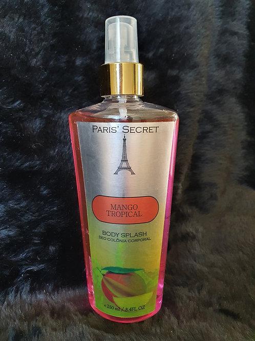 Body Splash Mango Tropical