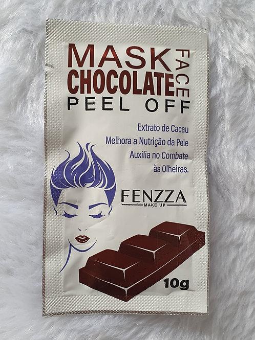 Máscara Facial Chocolate Fenzza