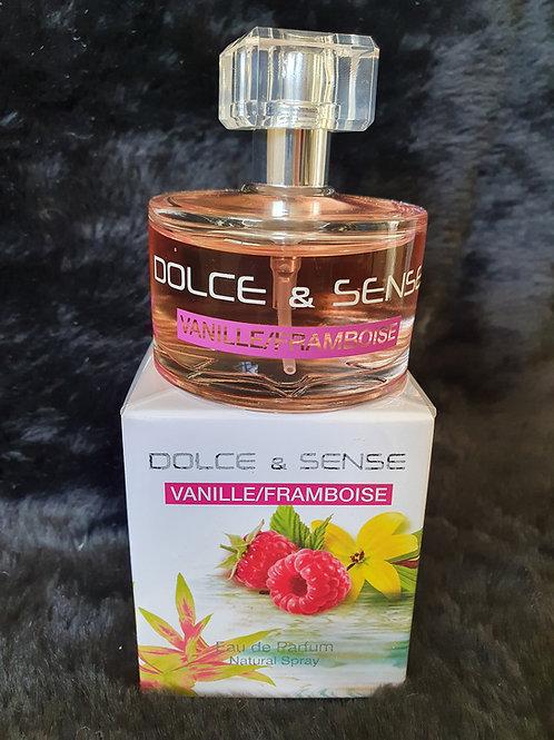 Dolce & Sense Vanille/Framboise