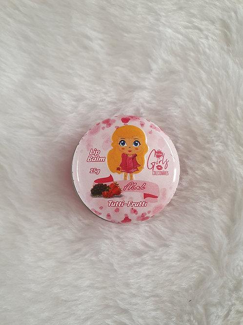 Lip Balm Girls Colecionáveis PhálleBeauty - Tutti Fruti