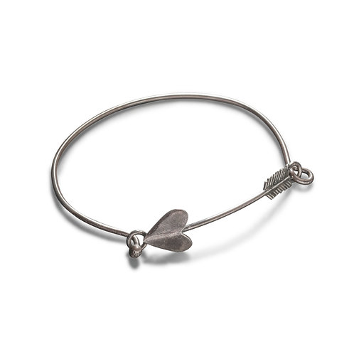 Cupid's Arrow Cuff Bracelet