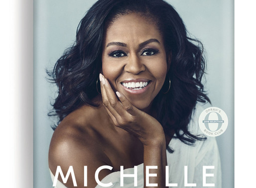 Book Review:  Becoming, by Michelle Obama