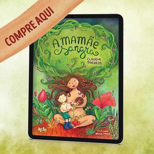 """E-book livro infantil """"A mamãe sangra"""""""