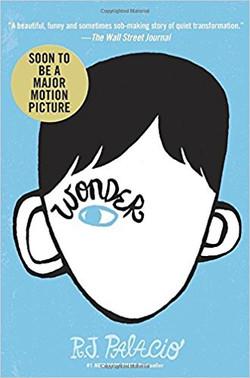 Wonder by Racquel J Palacio
