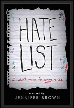 Hate List by Jennifer Brown