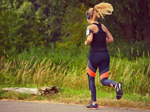 Become a long distance runner