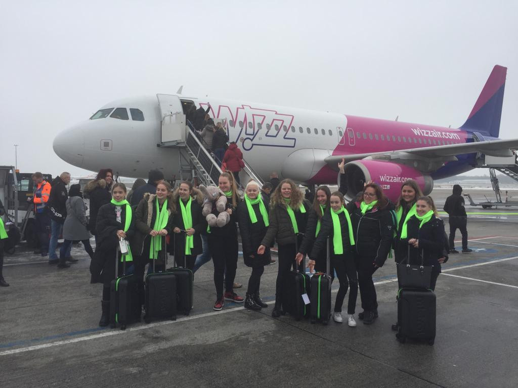 SKY'linis fly to Gdansk