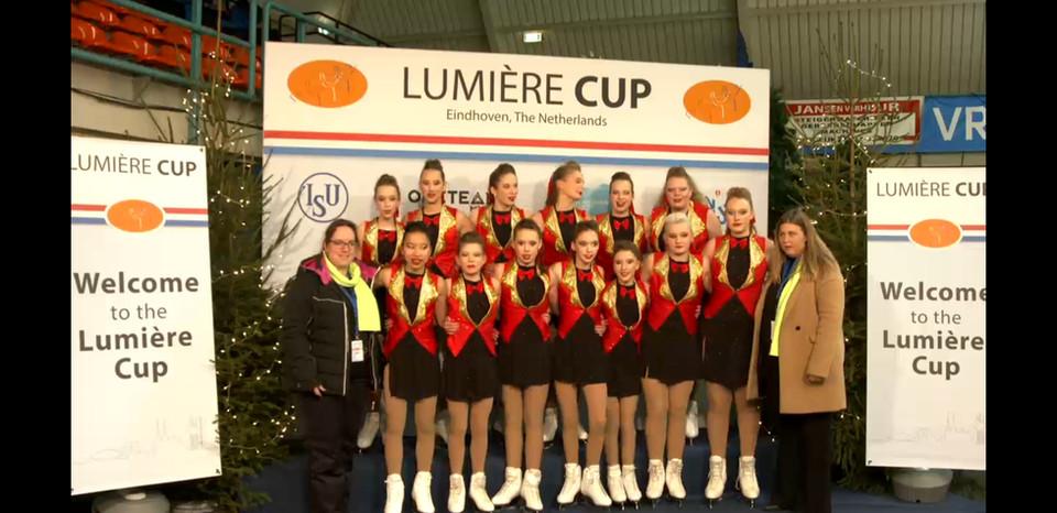 Lumière cup 2018-2019