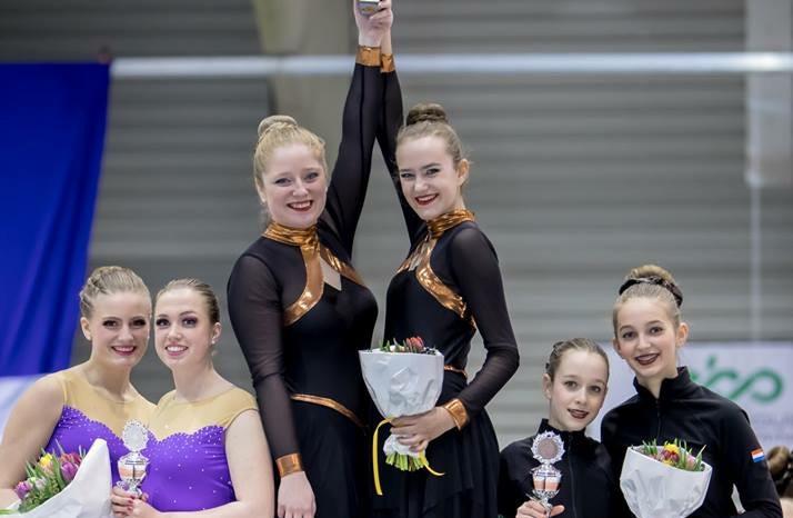 3e prijs NK Den Bosch 2017-2018