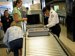 Security Screening Management (Conduct Security Screening of Person and Bag)