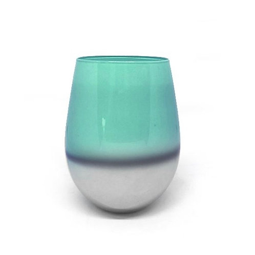 In Style - Teal / Silver (French Pear)