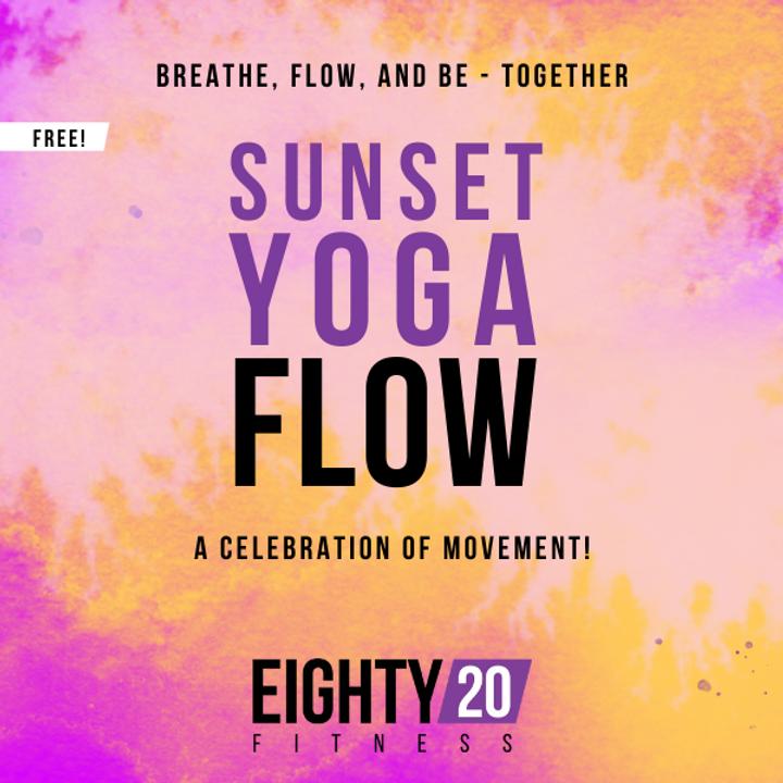 Sunset Yoga Flow