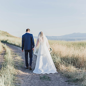 Ashlyn & Noah Bridals