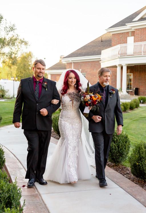 Utah Wedding Photographer   Magnolia Grove Reception Center Wedding