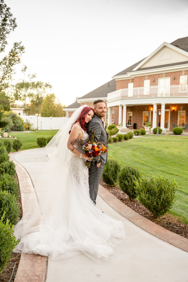 Utah Wedding Photographer | Magnolia Grove Reception Center Wedding