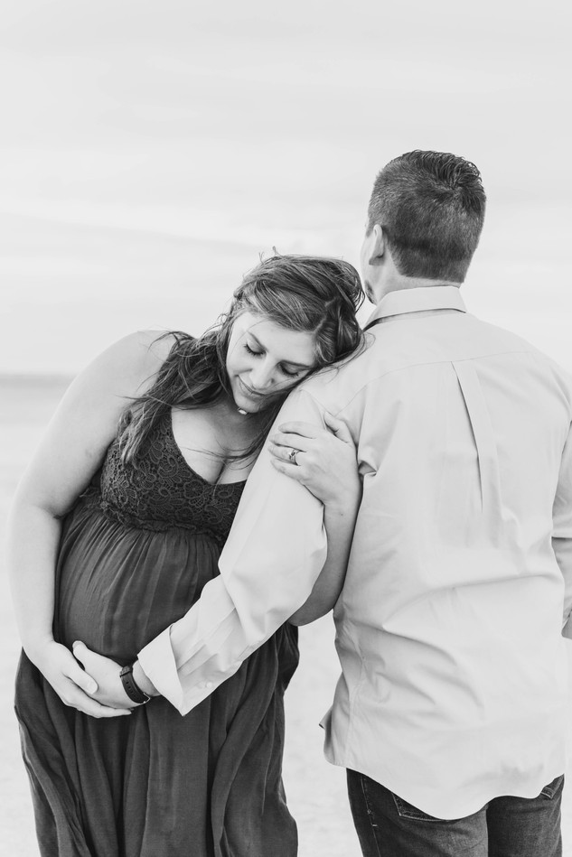 Great Saltair Maternity Photos | Utah Maternity Photographer