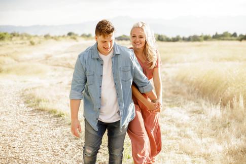 Dimple Dell Regional Park Engagements | Utah Engagement Photographer