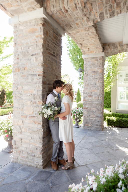 Sleepy Ridge Wedding   Utah Wedding Photographer