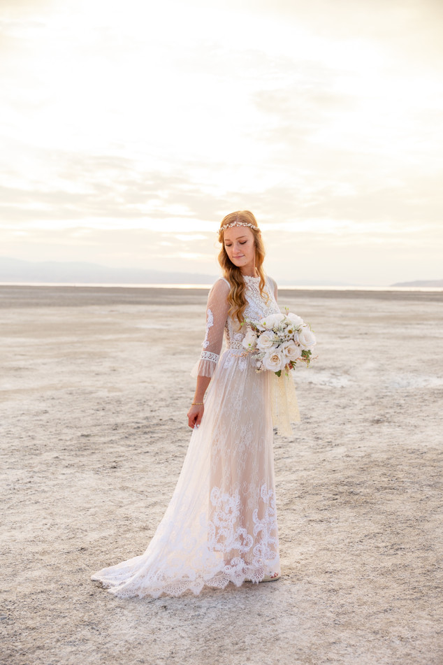 The Great Saltair Bridals | Utah Wedding Photographer