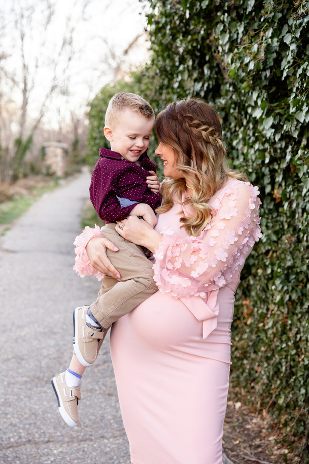 Memory Grove Maternity Photos | Utah Maternity Photographer