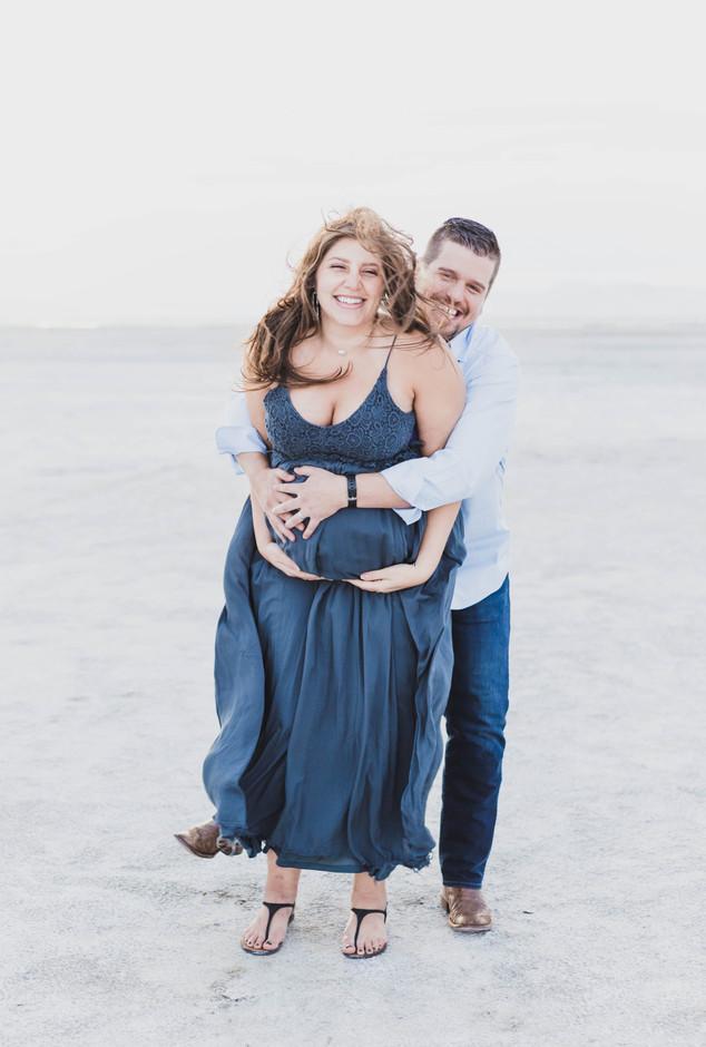 Great Saltair Maternity Photos | Utah Maternity Photographer