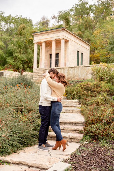 Memory Grove Engagements   Utah Engagement Photographer