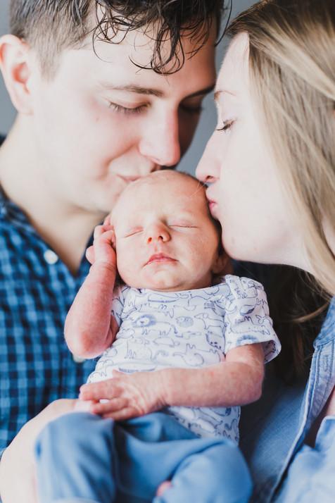 Salt Lake City Newborn Photos | Utah Newborn Photographer