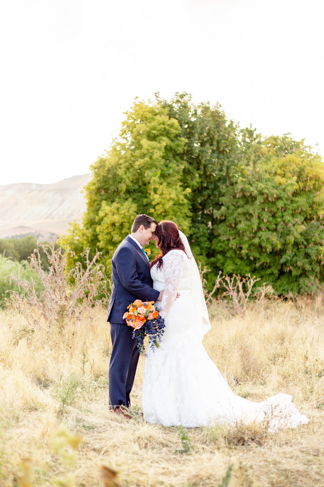 Butterfield Canyon Bridals | Utah Wedding Photographer