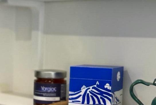Kit cadeau  miel anis & fenouil + mini ruche fête des mère 2021