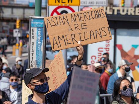 No. 101: Anti-Asian violence no surprise