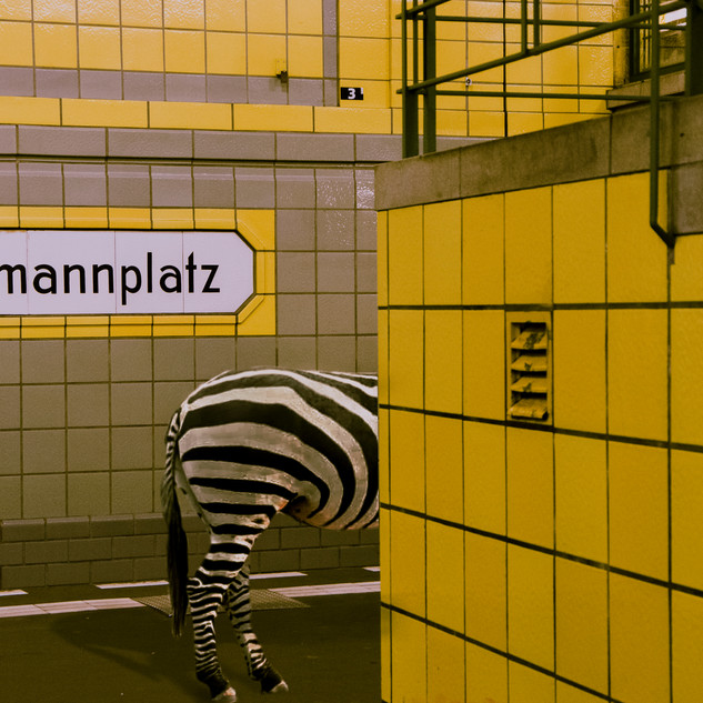 Hermannplatz, Berlin, 2019