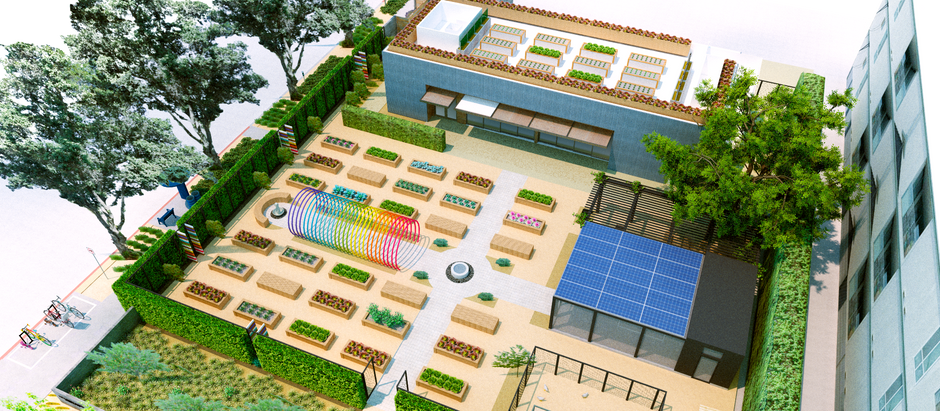 Educational Urban Agriculture for Los Angeles