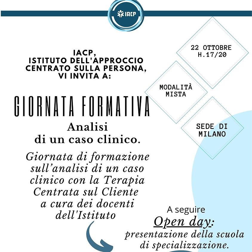 Lezione Aperta e Open Day della Scuola di specializzazione in Psicoterapia Centrata sul Cliente