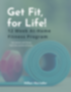 Get Fit, for Life! 12 WEEK_GUIDE Cover 8