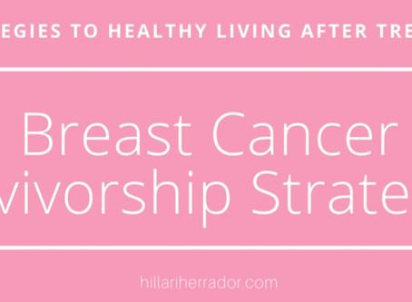 Breast Cancer Awareness: Healthy Survivorship