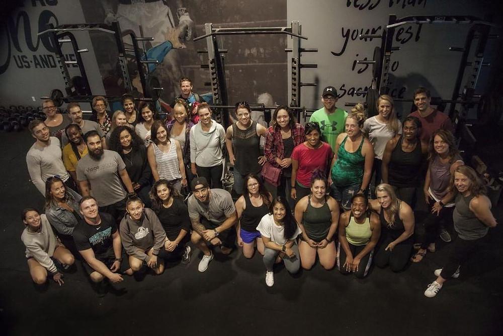 Photo Courtesy Vigor Ground Fitness & Performance