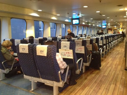 Interior Classe Turismo
