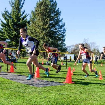LWTFC hosts West Region                AO Cross Country Championships