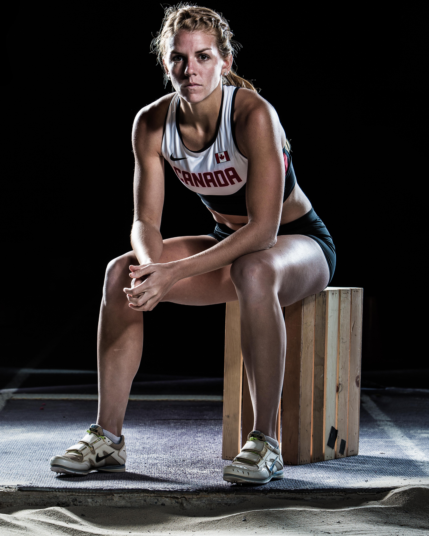 Caroline Ehrhardt - Triple Jump