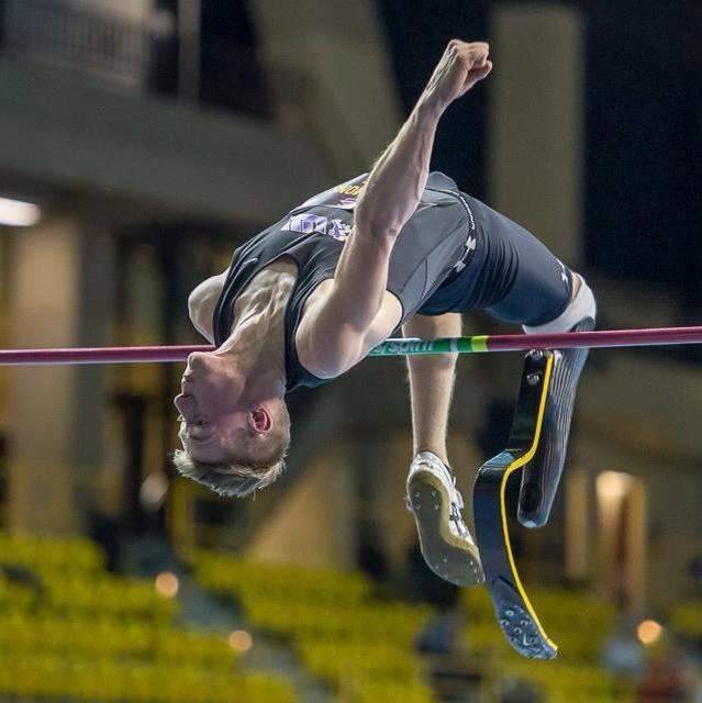 Cody Salomons - Para High Jump