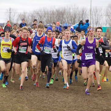 LW Impresses at National Cross Country Championships