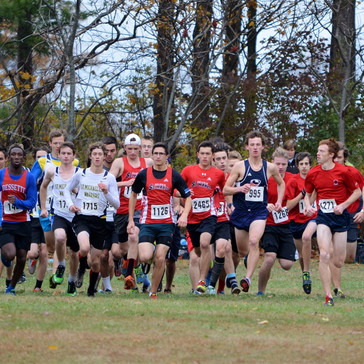LW Well Represented at WOSSAA XC