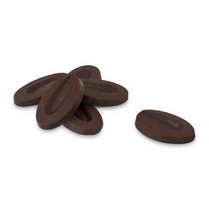 Fèves chocolat noir 64% Cacao Rép.  Dominicaine 64% - 200gr