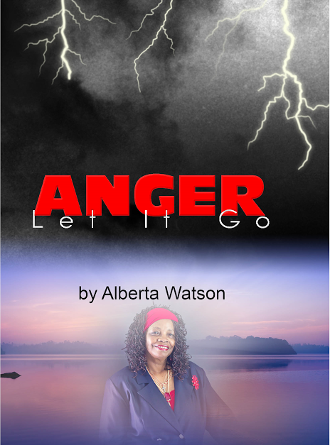 Anger Let It Go Book