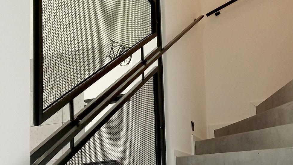 balustrada LOFT/INDUSTRIAL #1